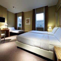 Eurostars Hotel Saint John 4* Стандартный номер с различными типами кроватей фото 12