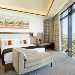 Отель Fairmont Baku at the Flame Towers 5* Стандартный номер с различными типами кроватей фото 4