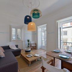 Отель Lisbon Story Guesthouse 3* Апартаменты с 2 отдельными кроватями
