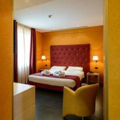 Отель Piemontese 4* Номер Комфорт
