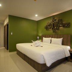 The Gig Hotel 4* Номер Делюкс с различными типами кроватей фото 2