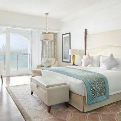 Отель Waldorf Astoria Dubai Palm Jumeirah 5* Люкс повышенной комфортности с двуспальной кроватью фото 2