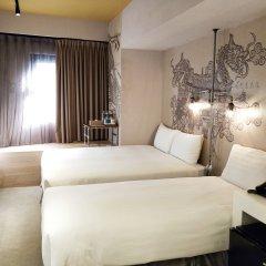 Cho Hotel 3* Стандартный семейный номер с различными типами кроватей