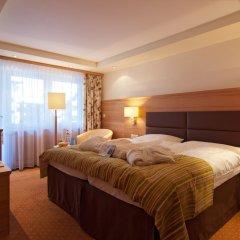 Wellness Hotel La Ginabelle 4* Номер категории Эконом с различными типами кроватей