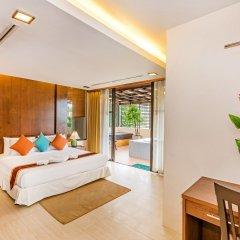 Отель Coconut Village Resort 4* Люкс с различными типами кроватей фото 3