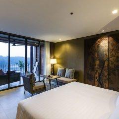 Отель Sunsuri Phuket 5* Номер Делюкс с различными типами кроватей фото 6