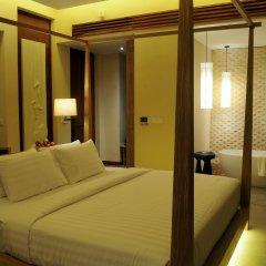 Отель Anantaya Resort and Spa Passikudah 5* Номер Делюкс с различными типами кроватей