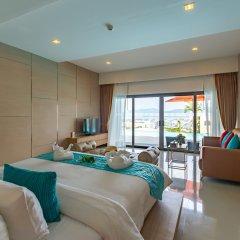 Отель Patong Bay Hill Resort 4* Люкс повышенной комфортности с различными типами кроватей