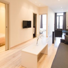 Отель Casa Felipa Plaza España Улучшенные апартаменты