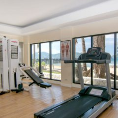 Отель Thavorn Beach Village Resort & Spa Phuket гимнастика
