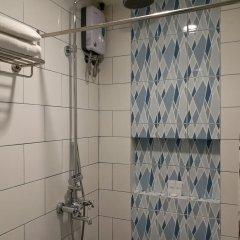 Отель Leez Inn Филиппины, Манила - отзывы, цены и фото номеров - забронировать отель Leez Inn онлайн ванная