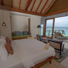 Отель Furaveri Island Resort & Spa 5* Вилла Water с различными типами кроватей фото 4