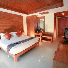 Отель Honey Resort 3* Номер Делюкс с разными типами кроватей фото 3