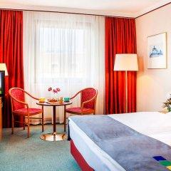 Гостиница Park Inn Великий Новгород комната для гостей