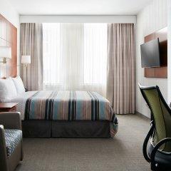 Отель Club Quarters, Central Loop 4* Стандартный номер с различными типами кроватей фото 2