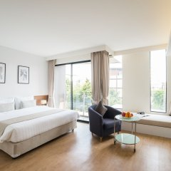 Aster Hotel And Residence 4* Номер Делюкс