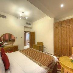 La villa Najd Hotel Apartments 4* Улучшенные апартаменты с различными типами кроватей