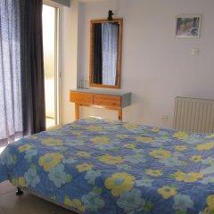 San Remo Hotel 2* Стандартный номер с двуспальной кроватью