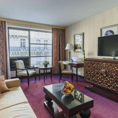 L'Hotel du Collectionneur Arc de Triomphe 5* Люкс повышенной комфортности разные типы кроватей фото 9