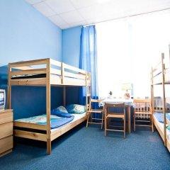 Moon Hostel Кровать в общем номере с двухъярусной кроватью фото 7