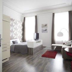 Апартаменты Kimi Apartments Студия Делюкс с различными типами кроватей