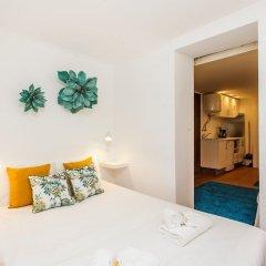 Отель Bairro Alto Blue by Homing 3* Апартаменты с различными типами кроватей