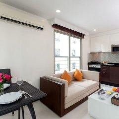 Апартаменты The Regent Phuket Serviced Apartment Kamala Beach жилая площадь фото 6