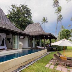 Отель The Vijitt Resort Phuket ванная фото 9