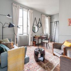 Отель onefinestay - Le Marais private homes Апартаменты