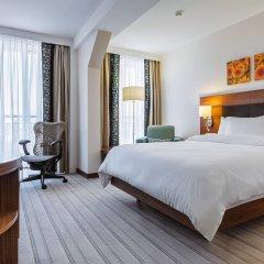 Гостиница Hilton Garden Inn Краснодар (Хилтон Гарден Инн Краснодар) 4* Стандартный номер разные типы кроватей фото 20