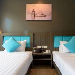 Отель The Blue комната для гостей фото 14