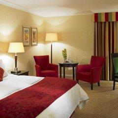 Glasgow Marriott Hotel 4* Улучшенный номер с разными типами кроватей