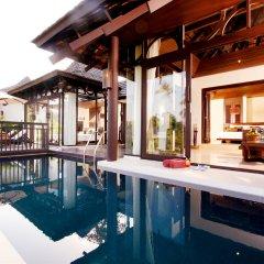Отель The Vijitt Resort Phuket 5* Вилла разные типы кроватей фото 3