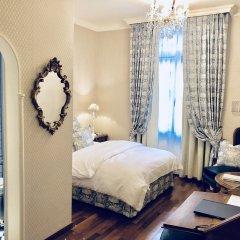 Romantik Hotel Europe 4* Улучшенный номер с различными типами кроватей