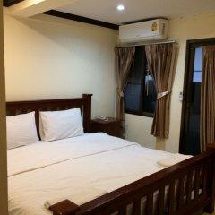 Отель Cordia Residence Saladaeng 3* Стандартный номер с различными типами кроватей