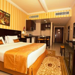 Asfar Hotel Apartments 3* Студия с различными типами кроватей