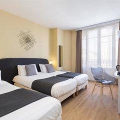 Отель Best Western Hotel So'Co by HappyCulture Ницца комната для гостей фото 6