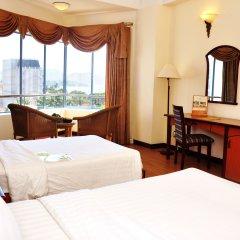 Yasaka Saigon Nha Trang Hotel 4* Номер Делюкс с различными типами кроватей
