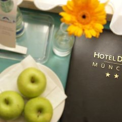 Hotel Daniel 3* Номер Комфорт с различными типами кроватей фото 2