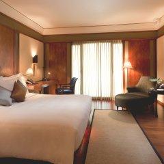 Отель The Sukhothai Bangkok 5* Стандартный номер с двуспальной кроватью