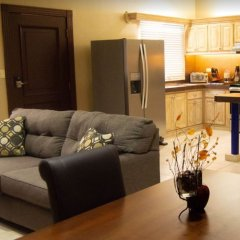 Отель Apartamento Corporativo Апартаменты с различными типами кроватей