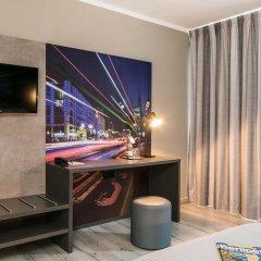 Comfort Hotel Lichtenberg 3* Стандартный семейный номер с различными типами кроватей фото 4