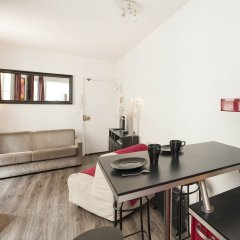Апартаменты BP Apartments - Saint Michel Area Студия с различными типами кроватей
