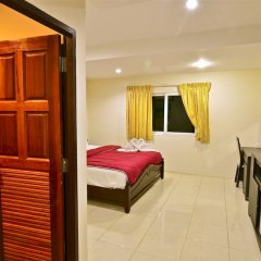 Squareone - Hostel комната для гостей фото 2