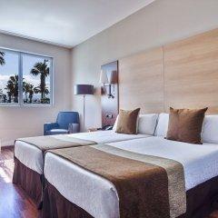 Hotel Front Maritim Barcelona комната для гостей фото 2