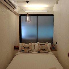 Отель Glur Bangkok Кровать в общем номере двухъярусные кровати