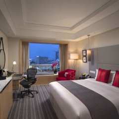 Carlton Hotel Singapore комната для гостей фото 3