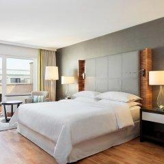 Sheraton Stockholm Hotel 5* Стандартный номер с различными типами кроватей