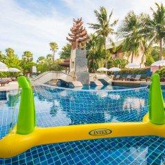 Phuket Island View Hotel открытый бассейн