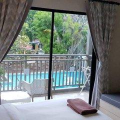 Отель Baan Karon Resort 3* Номер Премьер с двуспальной кроватью